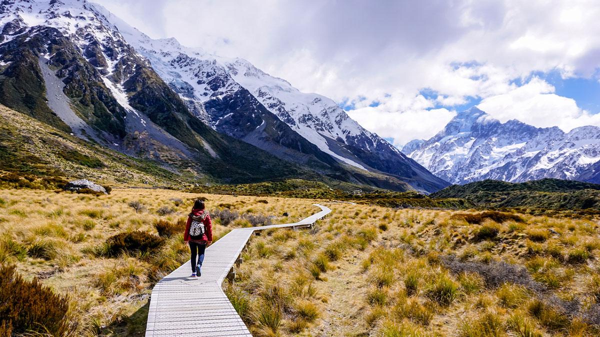 Tempat Wisata New Zealand Yang Paling Menakjubkan - Siap Liburan